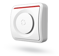 Zorgt voor een luide sirene binnen het pand of uw woning.